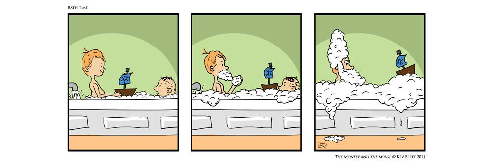10 Bath Time