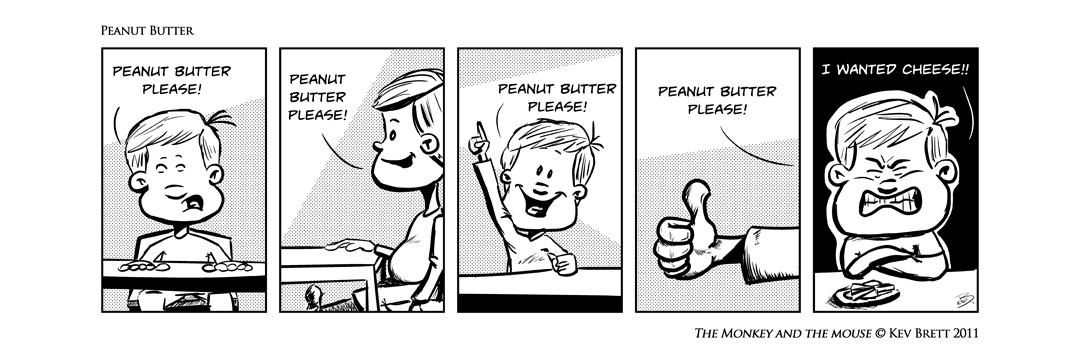 31 Peanut Butter
