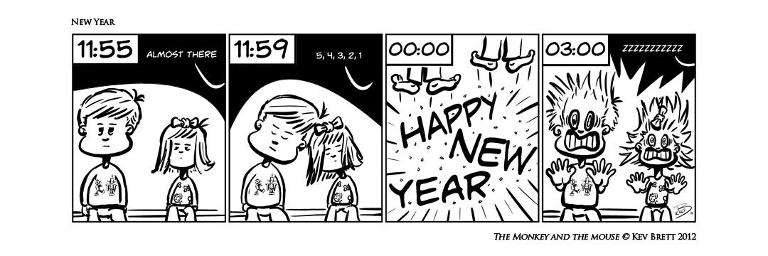 92 New Year